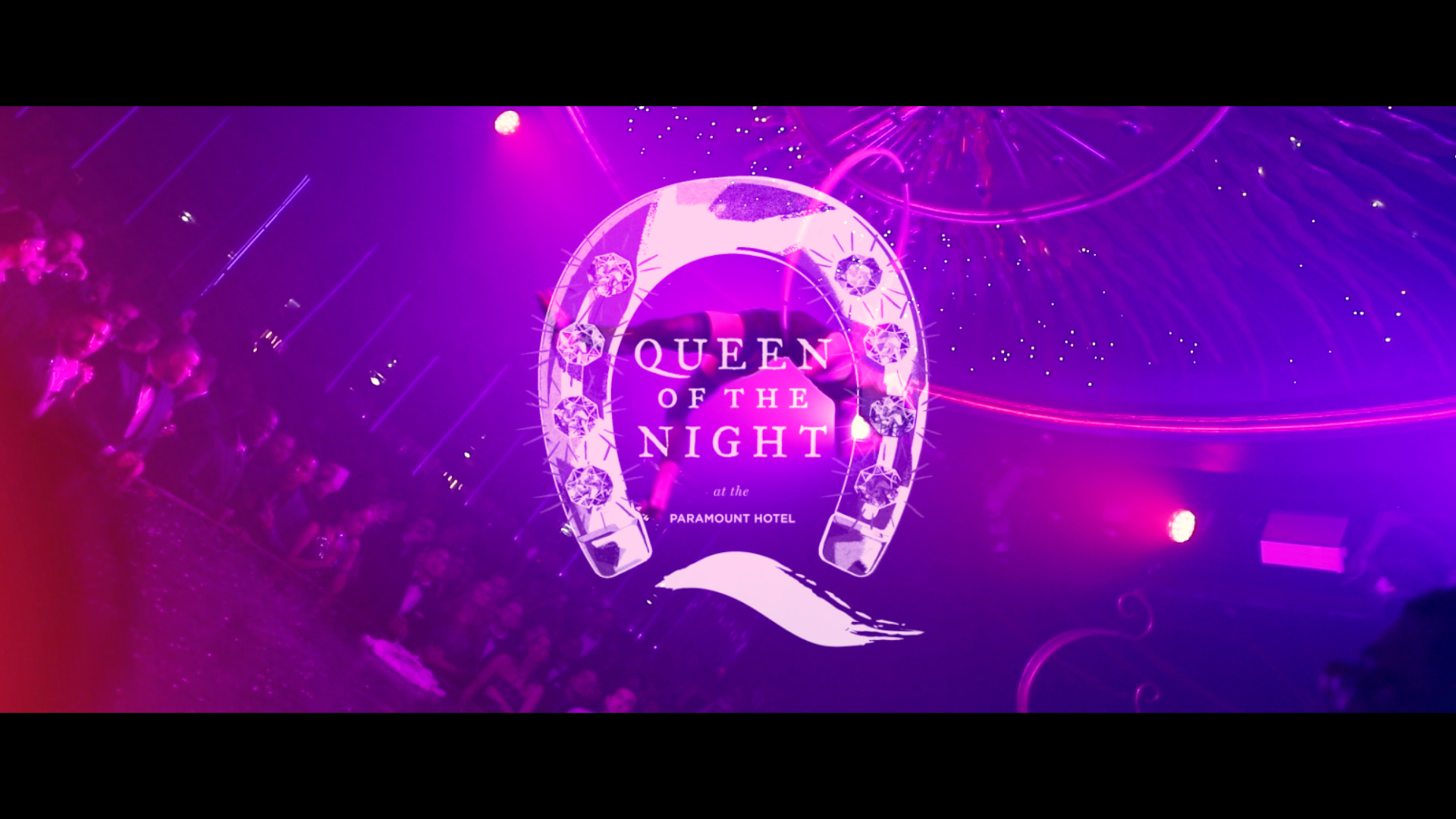 Teaser of New Years\\\'s Eve 2016 at Queen of the Night